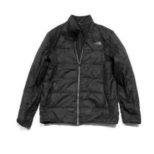 Men's North Face Altier down quilted jacket navy